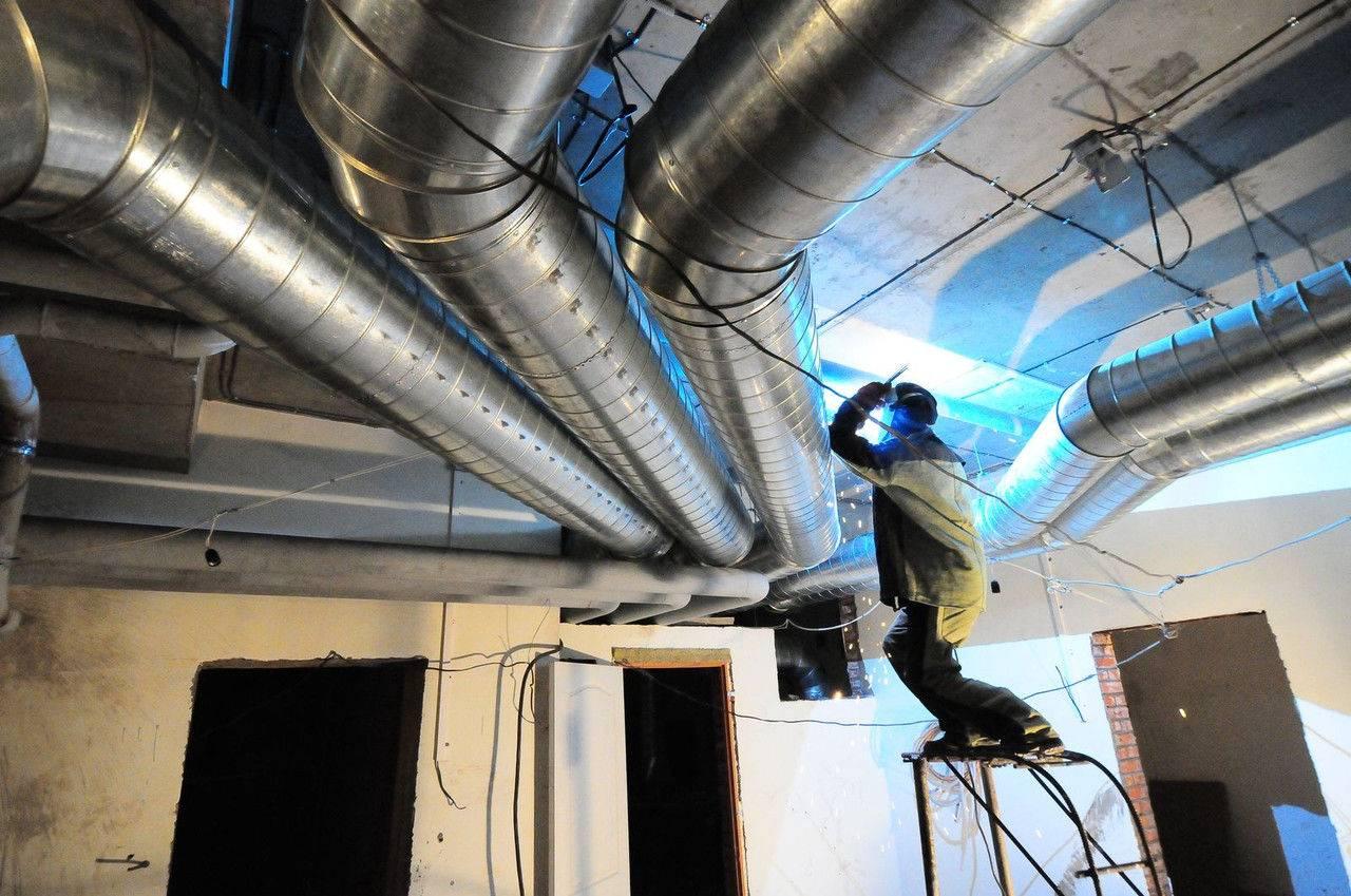 Компания энергостар осуществляет техническое обслуживание систем вентиляции и кондиционирования воздуха для административных, офисных и промышленных зданий