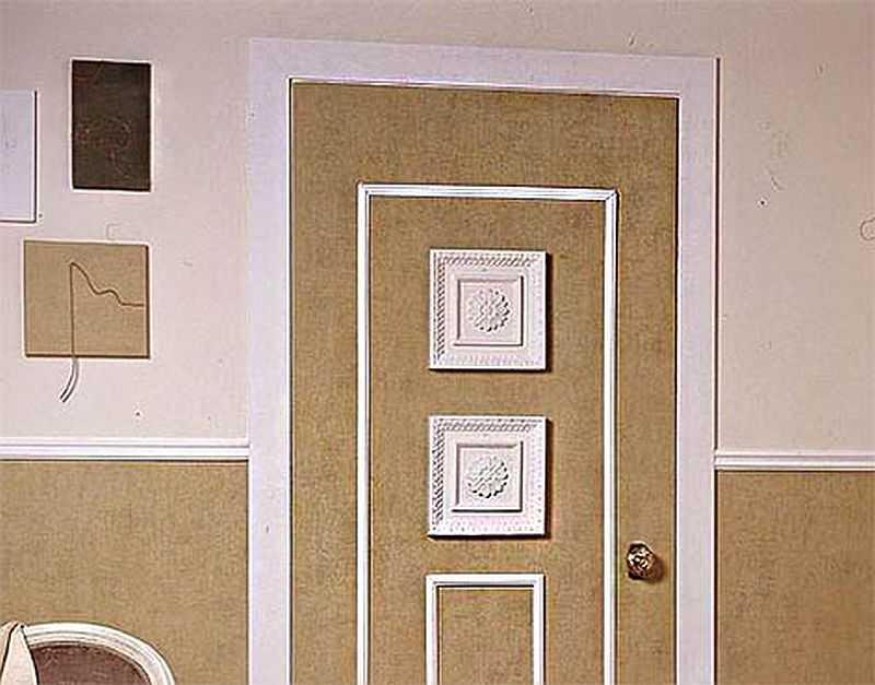 Секреты реставрации деревянных дверей своими руками