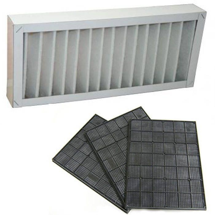 Фильтры для вентиляции и систем кондиционирования воздуха