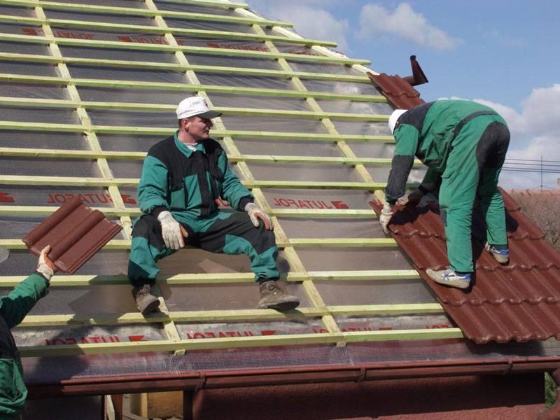 Как правильно выполнить перекрытие крыши своими руками