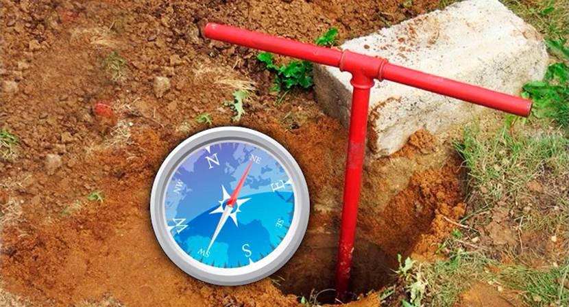 Как найти воду на участке для колодца без привлечения специалистов геологоразведки