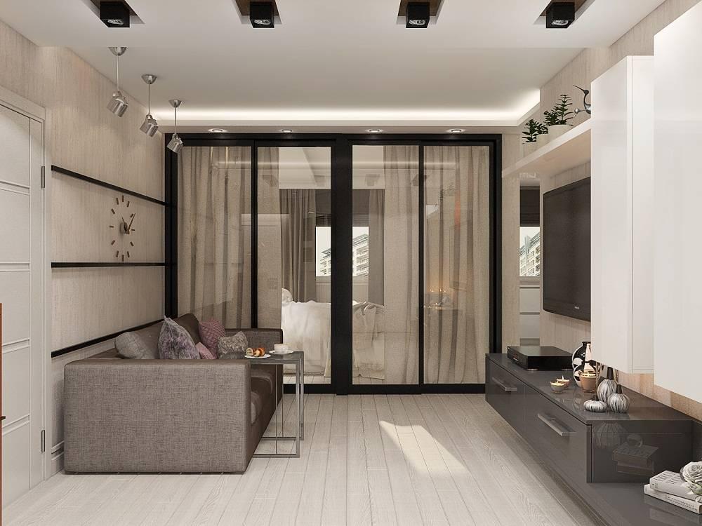 100 лучших идей для интерьера и дизайна двухкомнатной квартиры с фото
