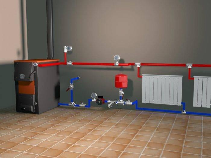 Расширительный бак: секреты выбора для отопления дома или квартиры