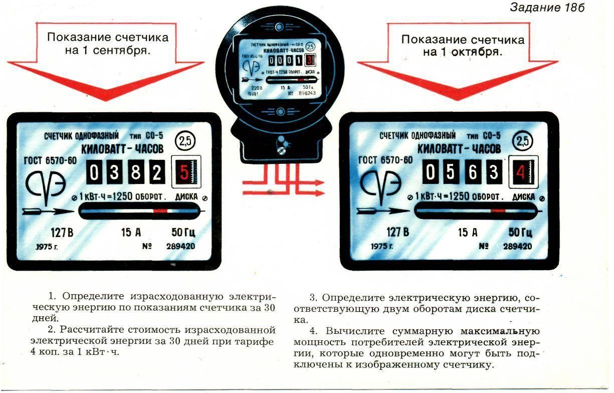 Где указан заводской номер счетчика электроэнергии: посмотреть в квитанции, узнать по адресу или лицевому счету