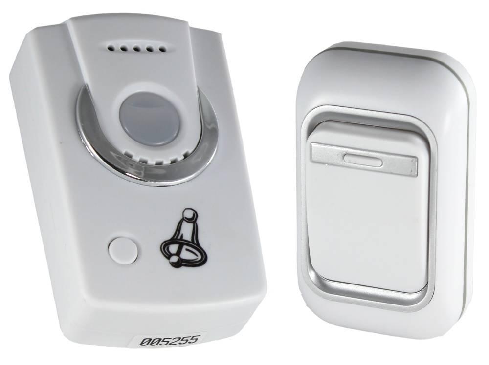 Как работает беспроводной звонок на входной двери? установка оборудования