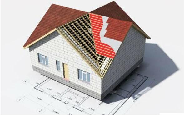 Многощипцовая крыша — особенности и устройство