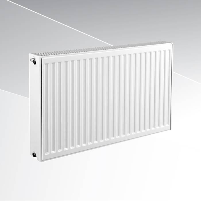Панельные радиаторы отопления – знакомимся ближе