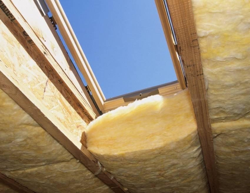 Какой утеплитель лучше для мансардной крыши