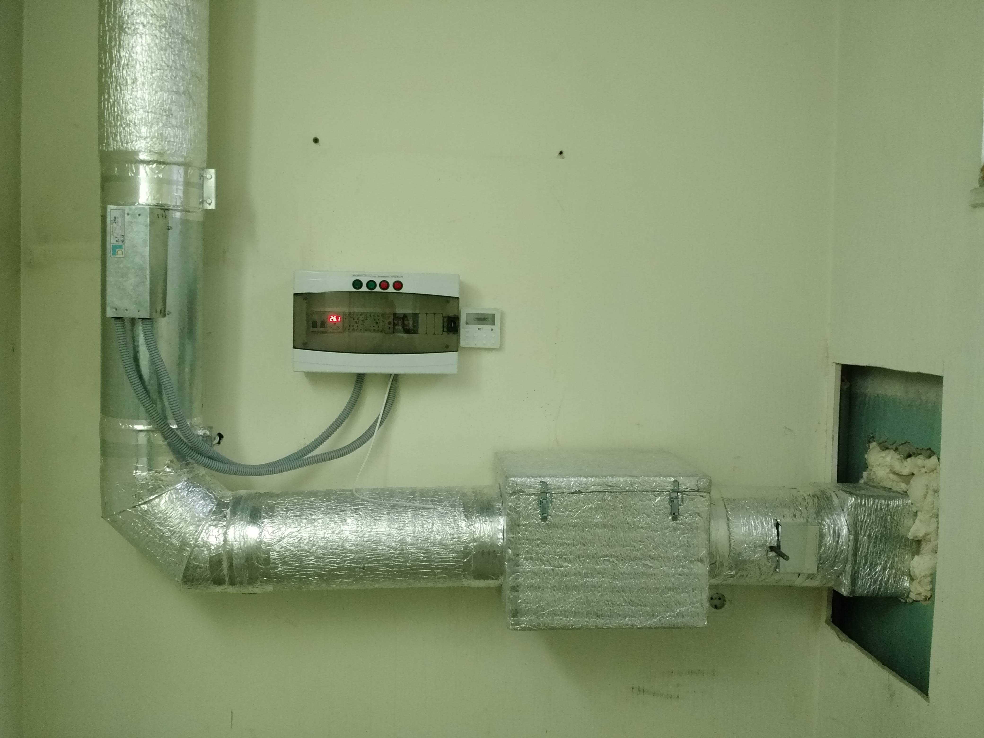 Приточно-вытяжной вентилятор: рассмотрим во всех подробностях