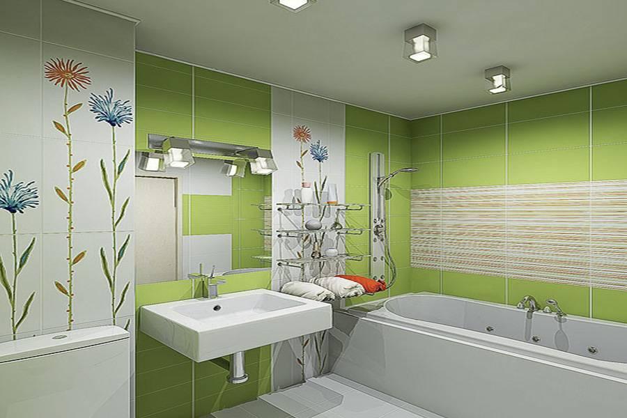 Правильная последовательность ремонта в ванной комнате