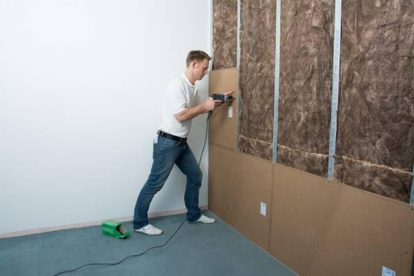 Обзор звукоизоляционных материалов для стен