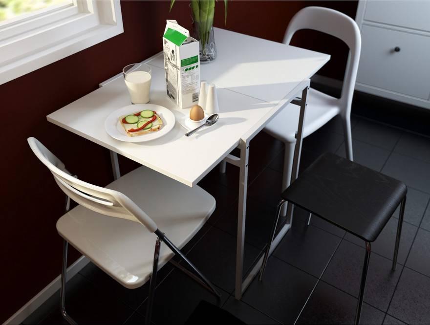 Раскладные кухонные столы (48 фото): раздвижные модели для кухни, обеденные столы-трансформеры с керамической столешницей