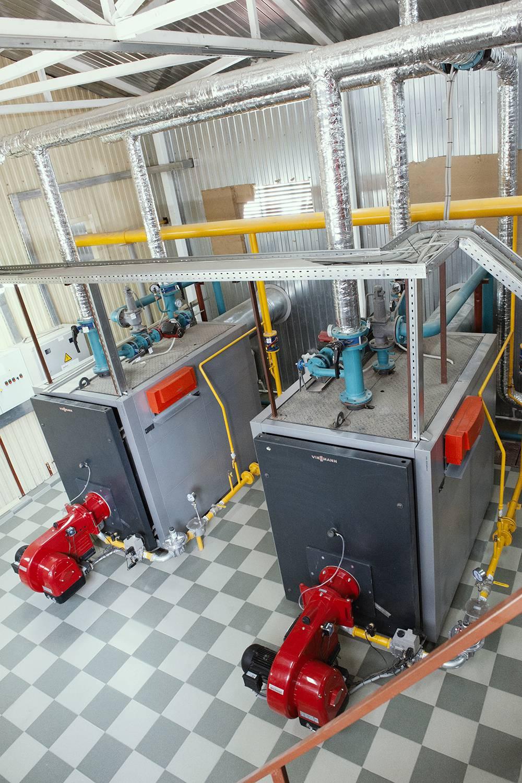 Как устроены блочно-модульные газовые котельные