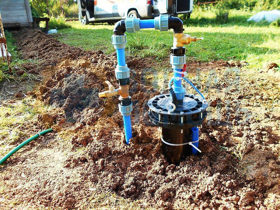 Глубина скважины с питьевой водой: виды скважин и глубина залегания водоносных слоев