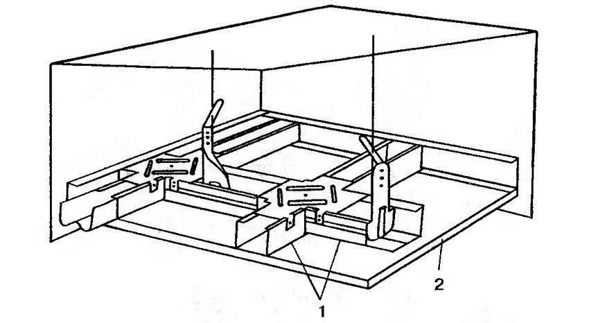 Подвесной потолок своими руками: как делать навесной потолок, пошаговая инструкция, как сделать, собрать каркас