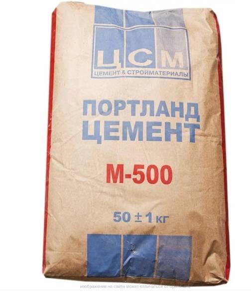 Расход цемента на 1 куб раствора: сколько нужно мешков
