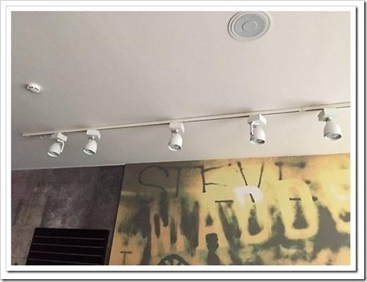 Трековые светильники в интерьере дома и не только
