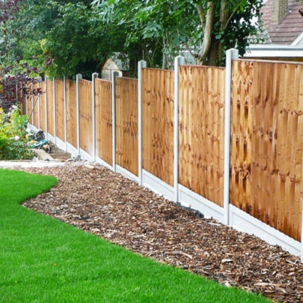 Разновидности заборов для частного дома - всё о воротах и заборе