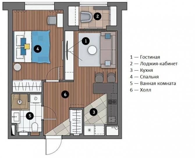 Как из двухкомнатной квартиры сделать трехкомнатную?