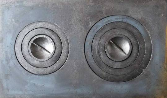 Чугунная печь для дома – принцип работы, плюсы и минусы