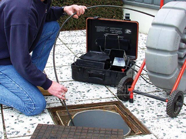 Телеинспекция канализации: что это такое, виды, возможности метода