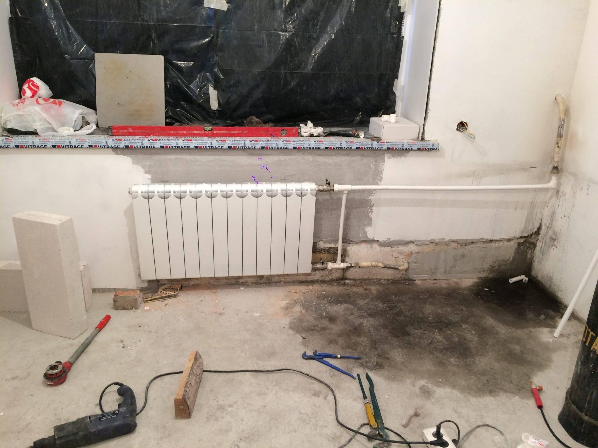 У каких радиаторов выше теплоотдача