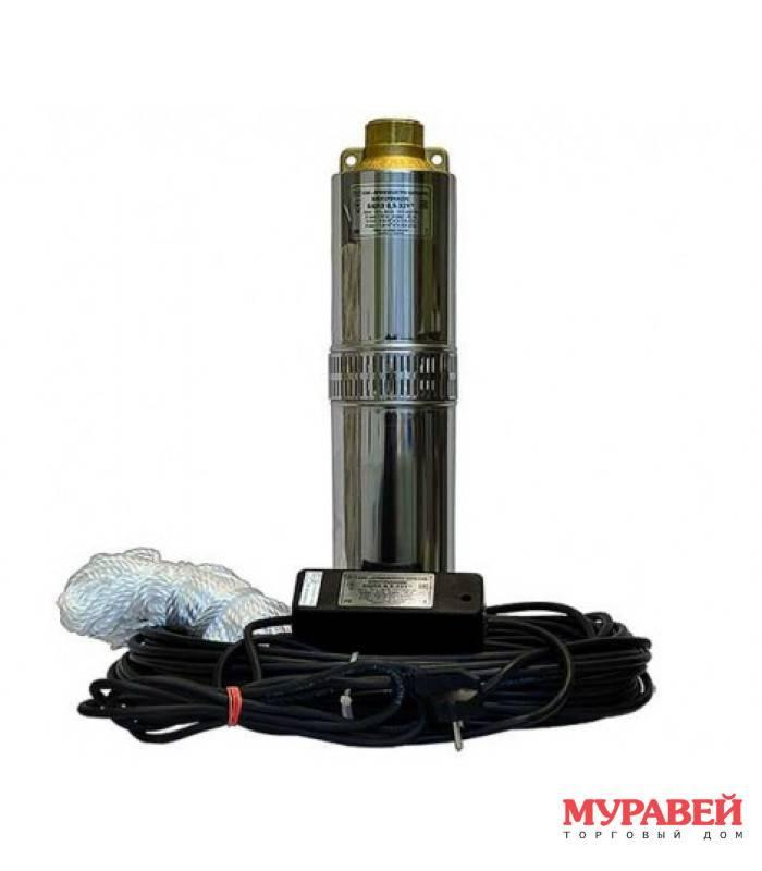 Центробежный глубинный насос для скважин водолей: технические характеристики, особенности установки и обслуживания