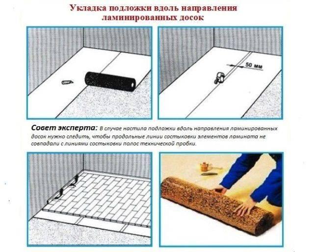 Способы укладки ламината своими руками: подробная пошаговая инструкция