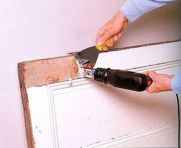 Как покрасить дверь из дерева своими руками в квартире и чем: морилкой, лаком