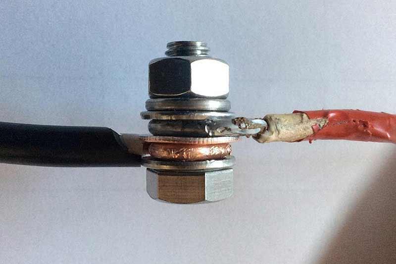 Как соединить медный и алюминиевый провод правильно и надежно?
