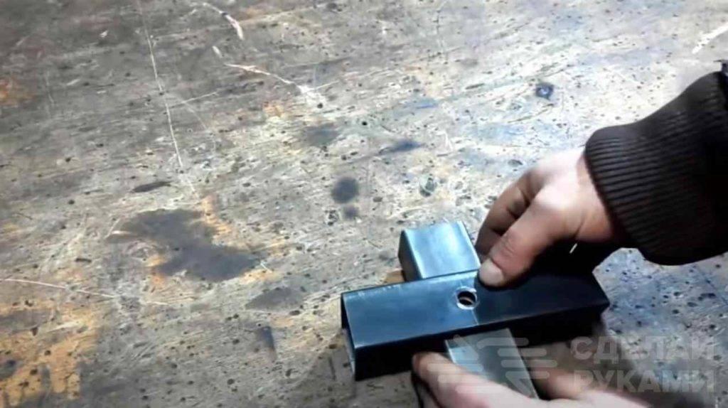 Как соединить профильные трубы без сварки - трубы и сантехника