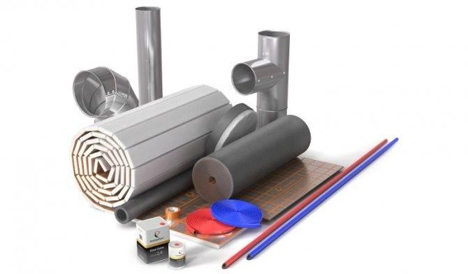 Теплоизоляция энергофлекс супер: утеплитель для труб отопления, размеры, технические характеристики