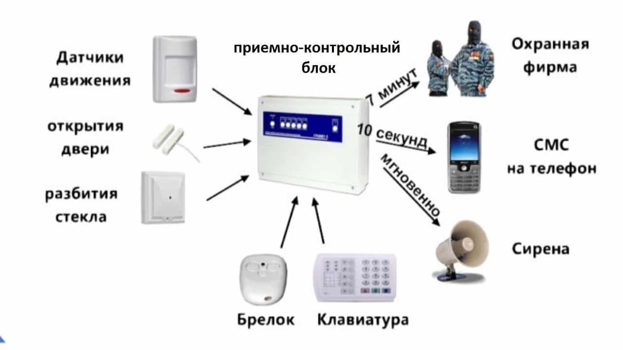Датчики движения для охраны помещения: особенности, виды, выбор и применение