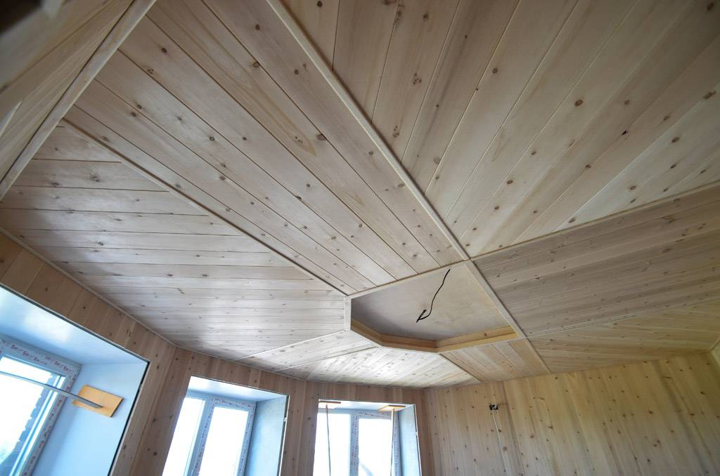 Потолок из евровагонки своими руками - монтаж, как правильно крепить материал, детальное фото +видео