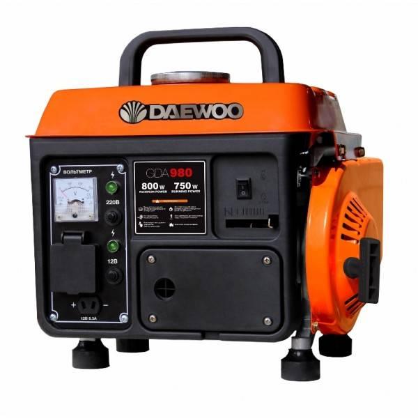 Переносные бензиновые генераторы: маленький бензогенератор 220 вольт и другие мини-генераторы для похода