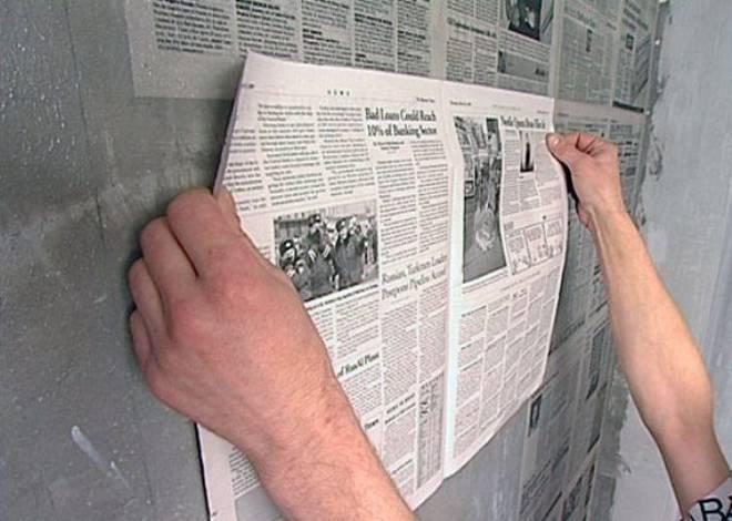 Почему в ссср обои клеили на газеты?   вопрос-ответ   аиф аргументы и факты в беларуси