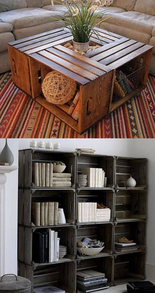 Декоративные поделки: 115 фото красивых и полезных идей для дома и сада