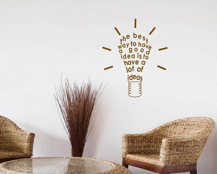 Использование бумаги для декоративной отделки стен
