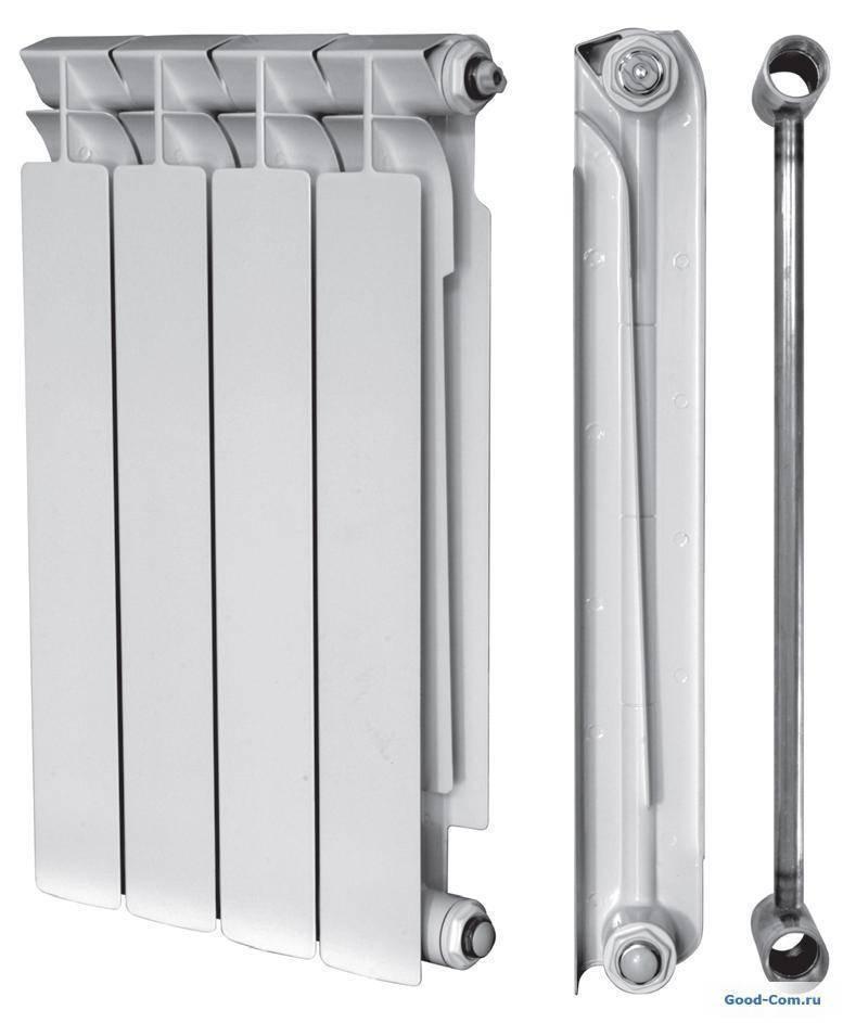 Биметаллические радиаторы отопления: какие лучше, виды