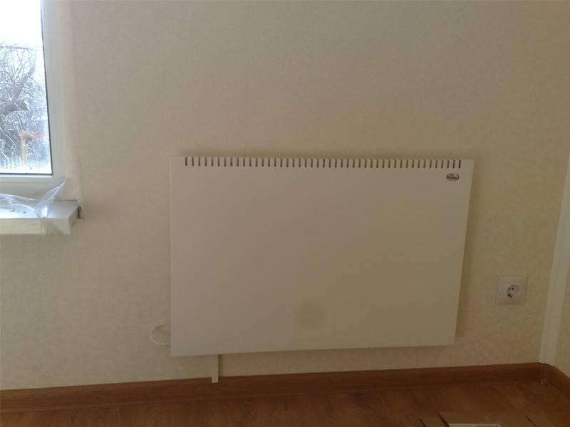 Электробатареи для экономного отопления загородного дома
