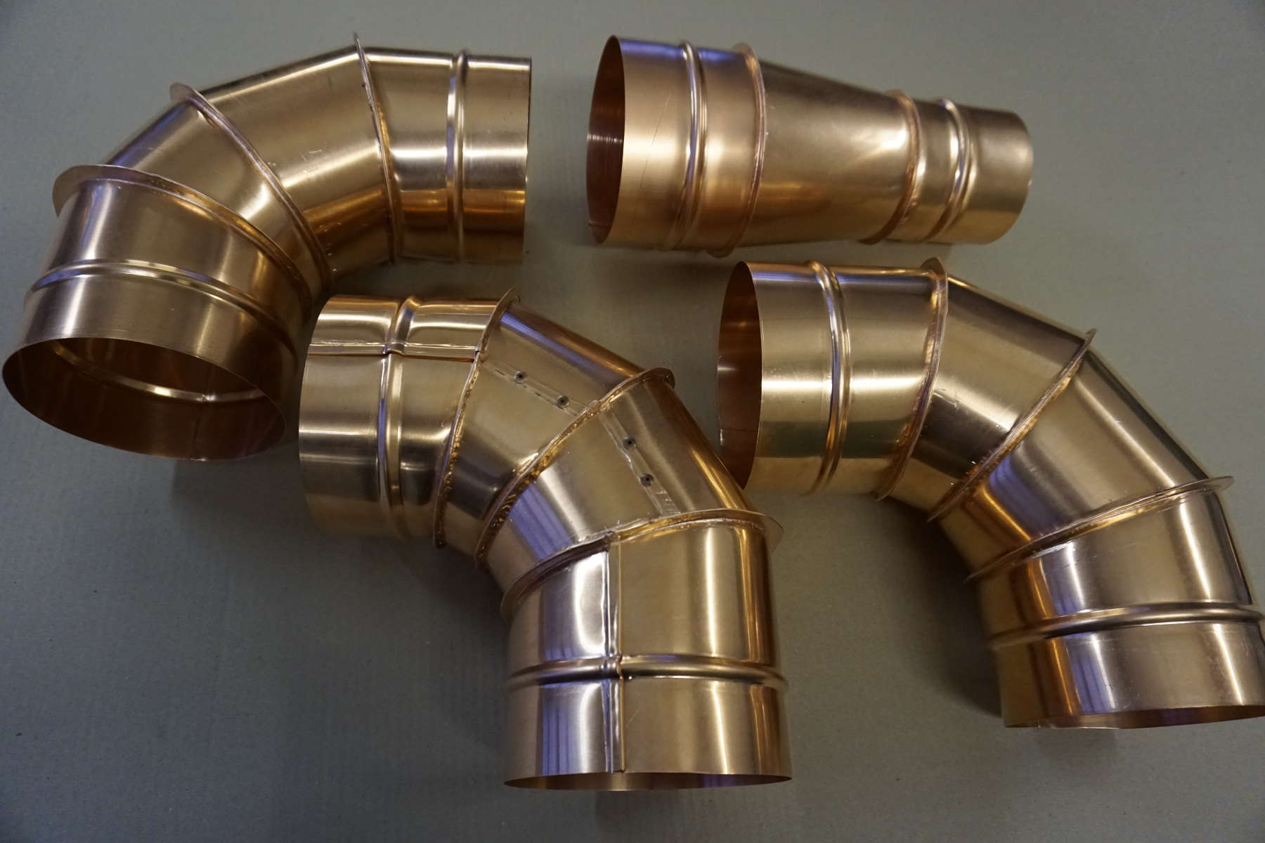 Пластиковые воздуховоды для вентиляции: виды, параметры, область применения