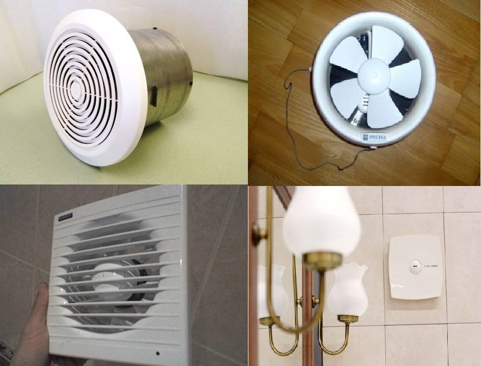 Вентилятор вентиляции для вытяжки в туалете: советы по установке и выбору