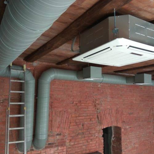 Вентиляция ресторанов, кафе и баров: нормы и требования, расчет и проектирование систем вентиляции