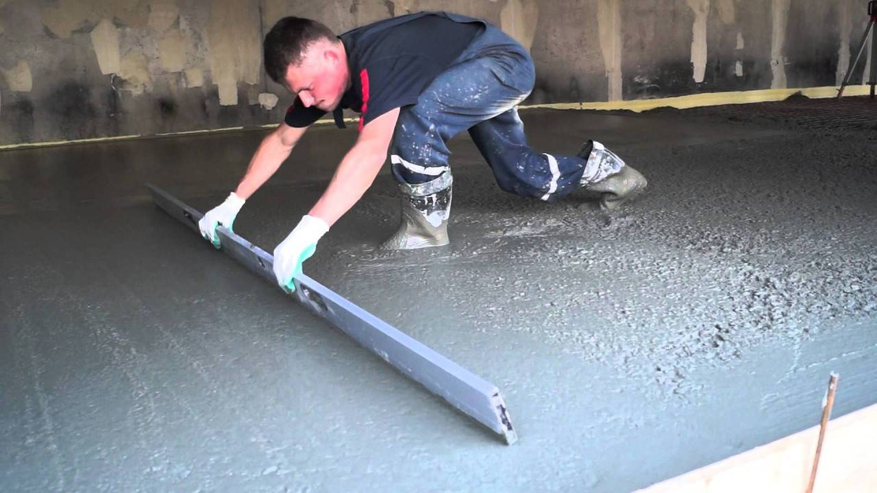 Упрочнение бетона своими руками