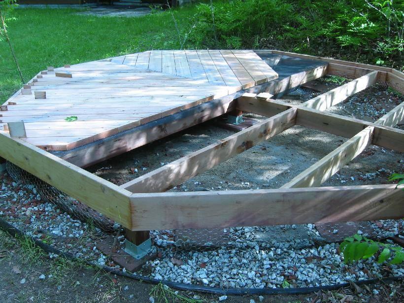 Какой пол лучше для дома, бетонный или деревянный