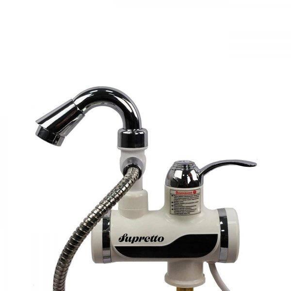 Кран водонагреватель проточный электрический, отзывы и описание