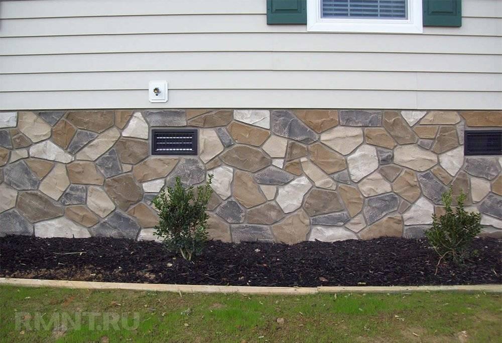 Отделка цоколя камнем: преимущества, виды пород натуральных камней, этапы облицовки цоколя натуральным камнем, советы и рекомендации