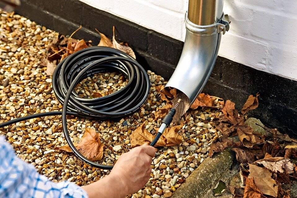 Как правильно почистить канализацию в частном доме?