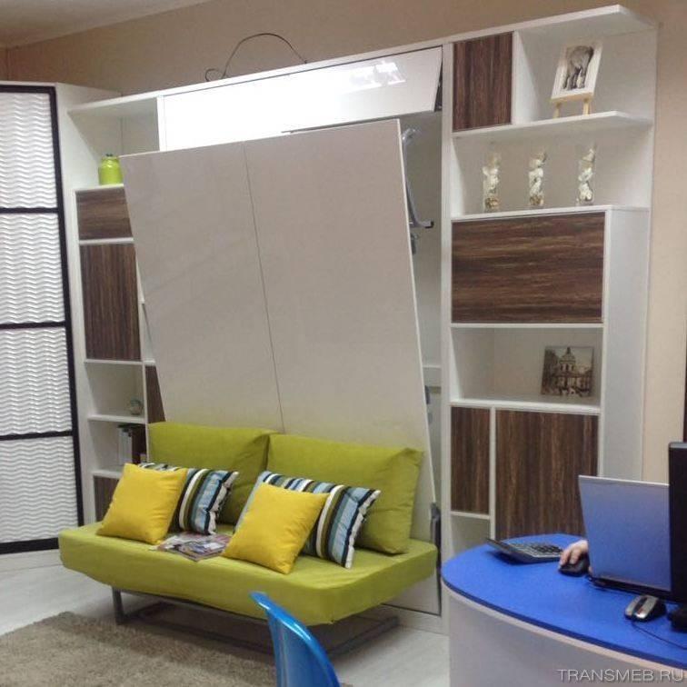 Рабочая зона трансформер. трансформируемая мебель (35 фото). шкаф-трансформер для маленькой детской