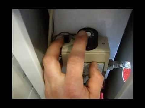 Способ зажечь напольный газовый котёл: как включить газ